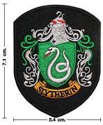 Slytherin Patch