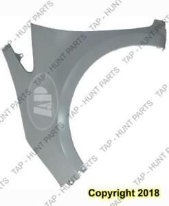 Fender Front Driver Side Sedan/Hatchback (Without Signal Lamp Hole) Steel Capa Kia Rio 2012-2017