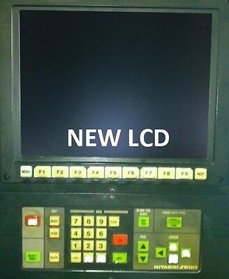 LCD monitor upgrade for 14-inch Hitachi TX1424AD with Cable Kit for sale  Shipping to India
