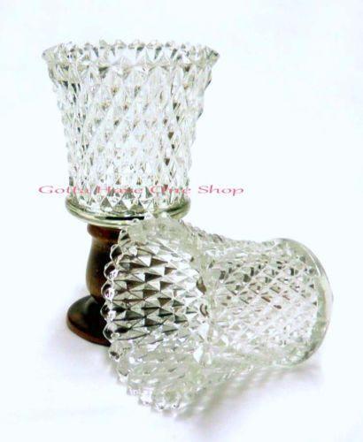 home interior votive cups diamond ebay home interior glass votive cups images