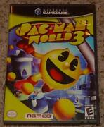 Pac Man World 3 GameCube