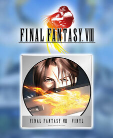 Final Fantasy VIII 8 Limited Vinyl 1st Edition Numbered 2000 only Collector New