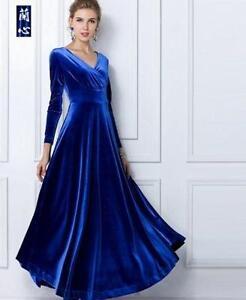 Velvet Dress  eBay