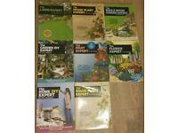 Dr D G Hessayon Expert Bundle - 8 Books - Gardening / Flower / Home + more