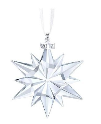 Swarovski 2017 annual Christmas Ornament # 5257589 New in Original Box
