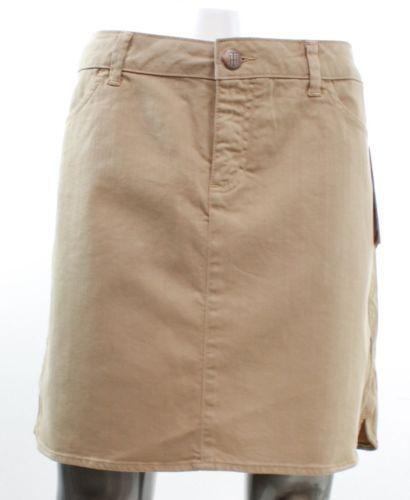 Womens Jean Skirts