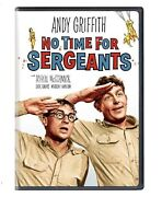No Time for Sergeants DVD