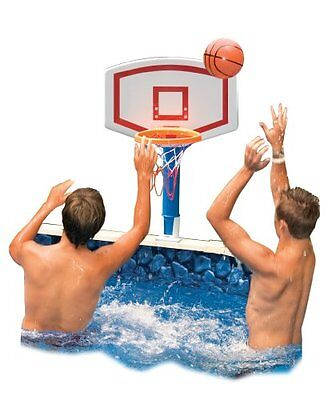 Swimline 9182 Jammin Basketball Game for Above Ground Swimming Pools