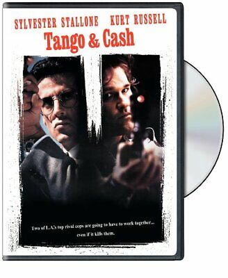 Tango and Cash (Keepcase packaging) [DVD] NEW!