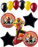 Power Rangers Balloons