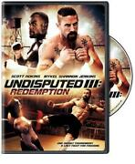 Undisputed DVD