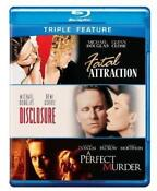 Fatal Attraction Blu Ray