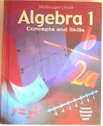 McDougal Littell Algebra