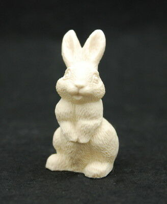 3D Rabbit #1, Silicone Mold Chocolate Polymer Clay Jewelry Soap MeltingWax Resin