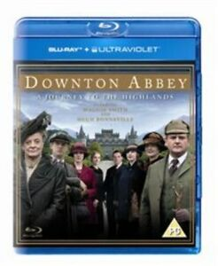 Downton-Abbey-A-Journey-To-The-Highlands-Special-for-Christmas-Blu-ray-New