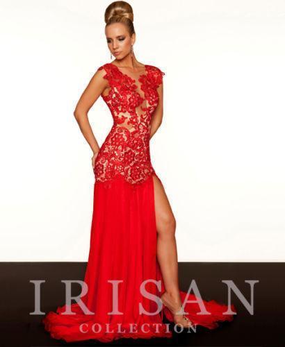 Beautiful Backless Floor Length Dress | EBay