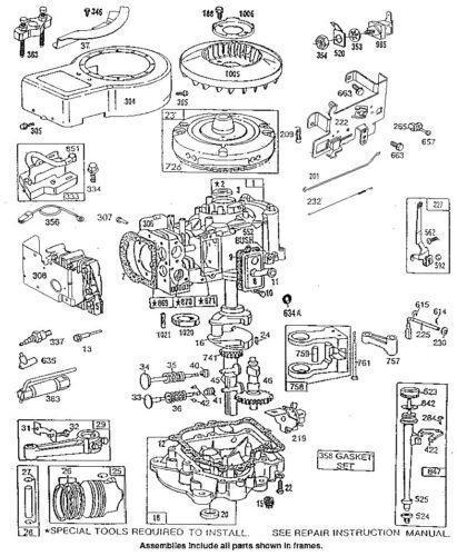 Service Manual Briggs And Stratton - Open Source User Manual •