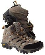 Womens Merrell Boots 8