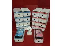 iPhone 5c , good condition , in box , 16gb & 32 gb , unlocked