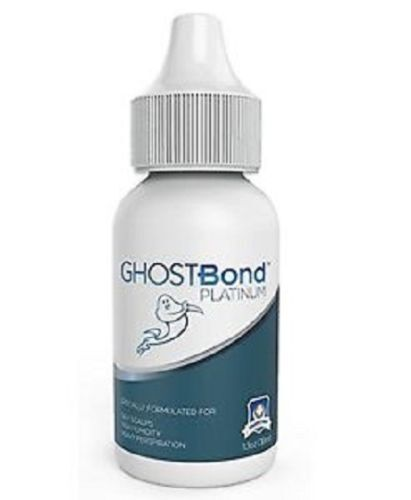 "Ghost Bond ""PLATINUM"" Liquid Adhesive 1.3 Oz (Genuine) Hair Care & Styling"