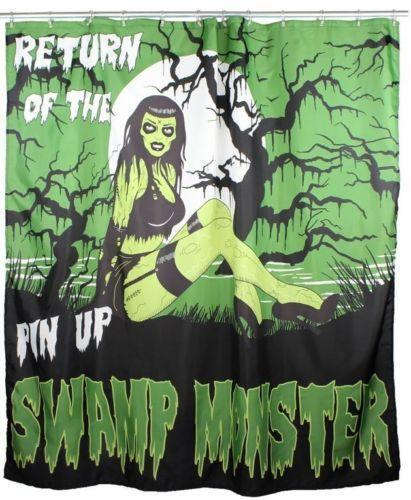 Monster Curtains Ebay
