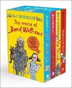 David Walliams Book Set