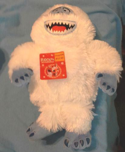 Bumble abominable snowman toys amp hobbies ebay