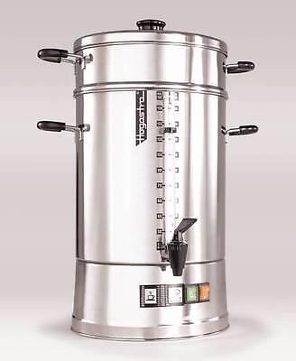 Hogastra CNS-160 Eco Kaffeemaschine Kaffeeautomat 160 Tassen 20 Liter