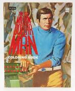 Six Million Dollar Man Book