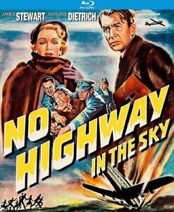 No Highway in the Sky [New Blu-ray]