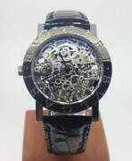 Mens Automatic Bvlgari Watch