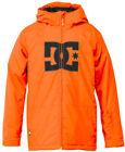 Ski Jacket Orange Unisex Kids' Outerwear