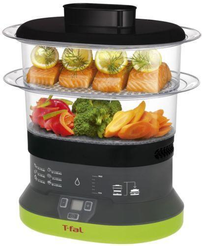 Kitchen Living Food Steamer: Electric Food Steamer