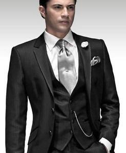 Men S Slim Fit Wedding Suits