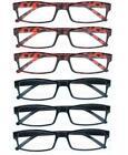3 Pack Reading Glasses
