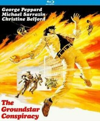 The Groundstar Conspiracy [New Blu-ray]