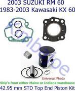 KX60 Piston Kit