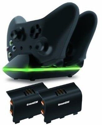 Dual Charging Dock Xbox One Video Game