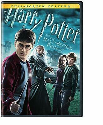 Harry Potter and the Half-Blood Prince (Full Screen Edition) [DVD] NEW!