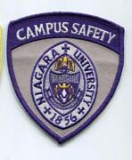 University Police Patches