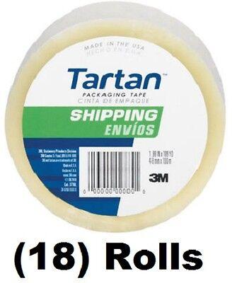 18 rolls 3M TARTAN 3710DC 1.88