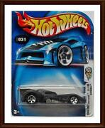 Hot Wheels 2004 Batmobile