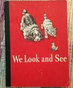 We Look and See