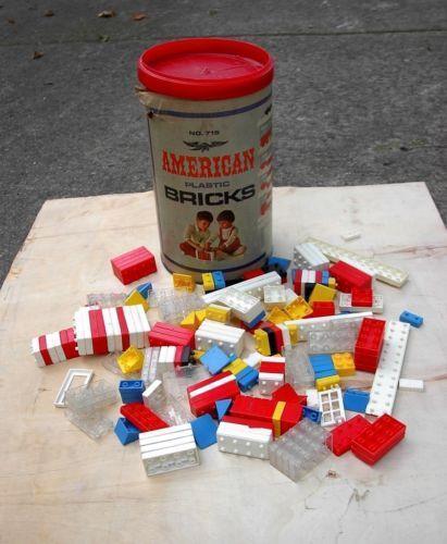Halsam American Bricks: Toys & Hobbies
