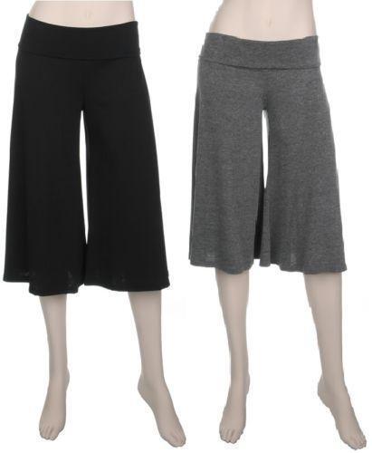 Gaucho Capri: Pants | eBay