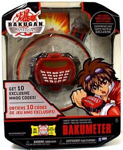 Bakugan Gundalian Invaders Bakumeter Electronic Calculator Watch