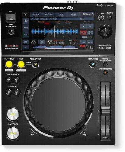 Pioneer XDJ-700 Digital DJ Controller/Media Player