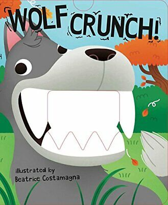 NEW - Wolf Crunch! (Crunchy Board Books) ()