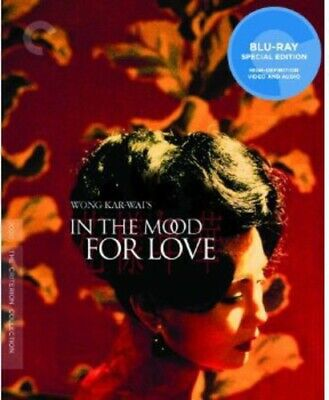 in the Mood for Love (Criterion Collection) [New Blu-ray]