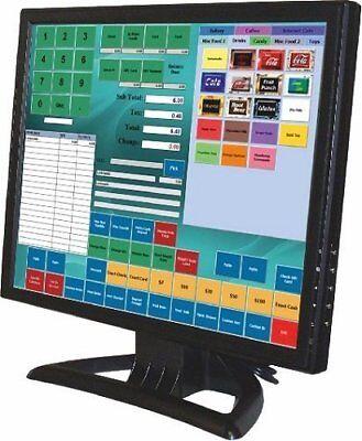 """Monitor 17"""" Touch Screen 4:3 Risoluzione 1280 x 1024"""